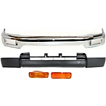 Replacement Valance, Turn Signal Light and Bumper Kit