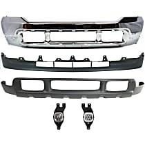 Valance, Bumper and Fog Light Kit