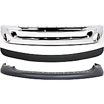 Replacement Bumper Cover, Bumper Trim and Bumper Kit