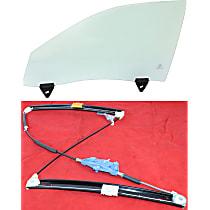 Window Regulator and Door Glass Kit