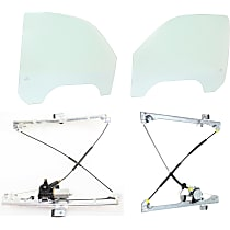 Window Regulator and Door Glass Kit