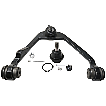 Control Arm - Front, Passenger Side, Upper, RWD, with Lower Ball Joint