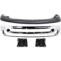 Replacement Bumper Bracket, Bumper Cover and Bumper Kit