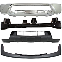 Replacement Bumper Filler, Valance, Bumper Retainer and Bumper Kit