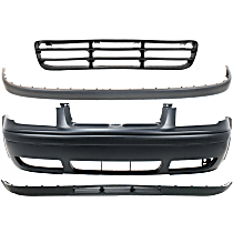 Bumper Cover, Bumper Trim, Grille Assembly and Valance Kit