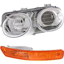 Headlight and Turn Signal Light Kit