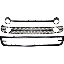 Grille Assembly, Bumper Grille, Bumper Trim and Valance Kit