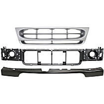 Bumper Filler, Header Panel and Grille Assembly Kit