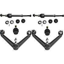 Control Arm, Ball Joint and Sway Bar Link Kit