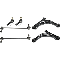 Control Arm Kit, Front Driver and Passenger Side