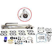 Replacement KIT1-070916-03-B EGR Cooler - Direct Fit, Kit