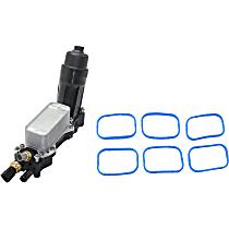 Intake Plenum Gasket - Direct Fit, Set of 2