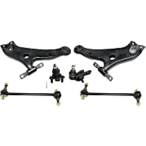 Replacement Control Arm, Ball Joint and Sway Bar Link Kit