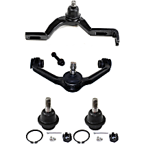 Control Arm and Ball Joint Assembly Kit