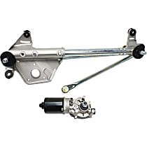 Replacement Wiper Linkage and Wiper Motor Kit