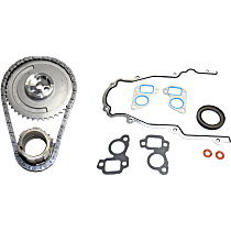 Replacement Timing Cover Gasket and Timing Chain Kit