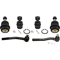 Replacement Suspension Kit, Tie Rod End and Ball Joint Kit