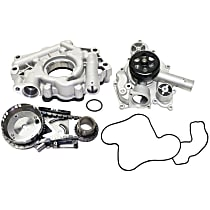 Replacement Oil Pump, Timing Chain Kit and Water Pump Kit