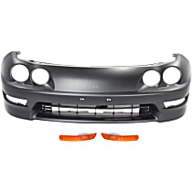 Turn Signal Light and Bumper Cover Kit