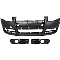 Bumper Cover and Fog Light Trim Kit