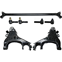 Replacement Tie Rod End, Control Arm and Center Link Kit