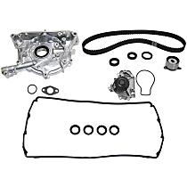 Timing Belt Kit, Valve Cover Gasket, Water Pump and Oil Pump Kit