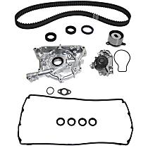 Oil Pump, Valve Cover Gasket, Water Pump and Timing Belt Kit