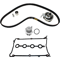 Valve Cover Gasket, Timing Belt Kit and Water Pump