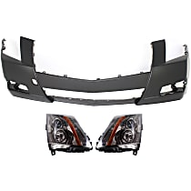 Headlight and Bumper Cover Kit