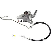 Power Steering Hose and Power Steering Pump Kit