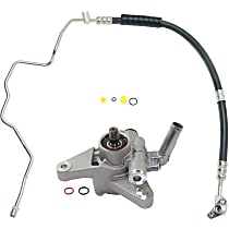 Power Steering Hose and Power Steering Pump Kit