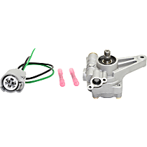 Replacement Power Steering Pressure Switch and Power Steering Pump Kit