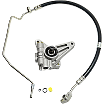 Power Steering Pump and Pressure Hose Kit