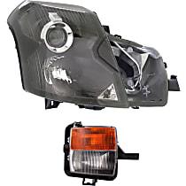 Headlight and Fog Light Kit
