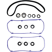 Replacement Timing Belt Kit and Valve Cover Gasket Kit