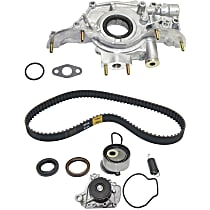 Timing Belt Kit, Water Pump and Oil Pump Kit