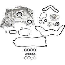 Valve Cover Gasket, Timing Belt Kit and Oil Pump Kit