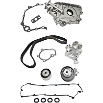 Replacement Valve Cover Gasket, Timing Belt Kit and Oil Pump Kit