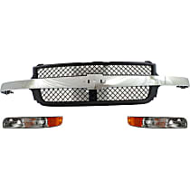 Replacement Parking Light and Grille Assembly Kit