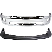 Replacement Bumper Cover and Bumper Kit