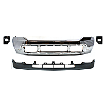 Replacement Bumper, Bumper Bracket and Valance Kit