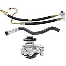 Power Steering Pump and Power Steering Hose Kit
