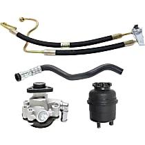 Power Steering Pump, Power Steering Reservoir and Power Steering Hose Kit