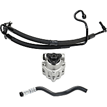 Power Steering Hose, Power Steering Pump and Pressure Hose Kit