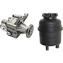 Replacement Power Steering Reservoir and Power Steering Pump Kit