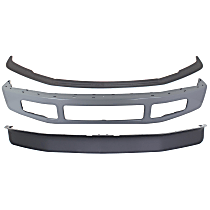 Front Bumper Trim, Textured