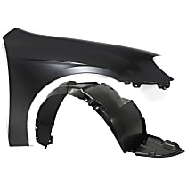 Front Fender Liner for KIA SPECTRA 2004-2009 LH New Body Style Automotive