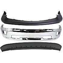 Replacement Bumper Cover, Bumper and Valance Kit