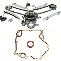 Timing Cover Gasket - Direct Fit, Set of 2