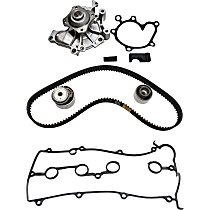 Water Pump - 2.0 Liter Engine, with Timing Belt Kit and Valve Cover Gasket